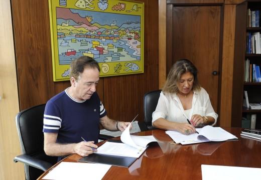 Medio Ambiente investirá uns 200.000 euros en construír unha nova rede de saneamento no concello de Coirós