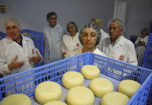 Medio Rural aposta pola transformación dos productos agroalimentarios para impulsar as explotacións do rural