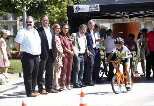A Xunta destaca o protagonismo da nosa comunidade na saída da Volta a España que percorrerá as catro provincias galegas