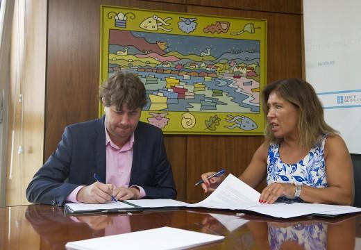 Medio Ambiente completará o sistema de abastecemento das parroquias de Larín e Monteagudo, en Arteixo