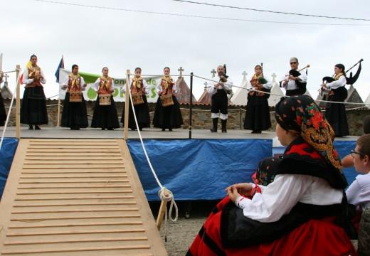 A parroquia ordense de Leira acollerá o XXIV Encontro de Grupos de Danzas Rexionais o vindeiro domingo