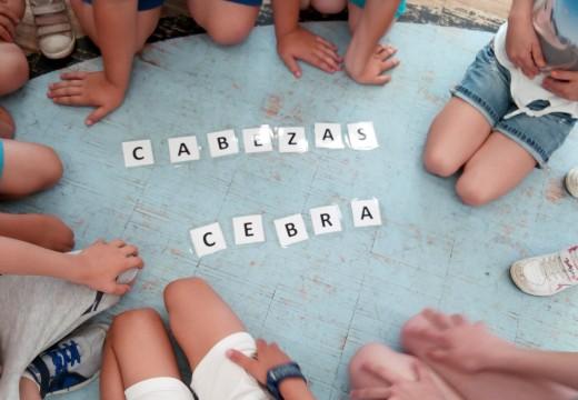 Xincana lingüística entre os nenos e nenas da comarca de Ordes