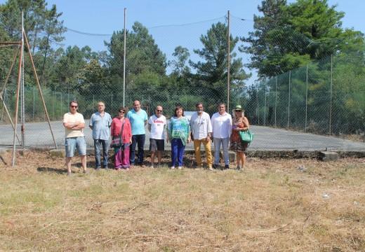 O Confurco acollerá a finais de ano un monumento en memoria das vítimas da ditadura franquista en Lousame