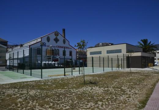 O concello solicita unha achega para a reordenación e mellora de Pedra Pateira