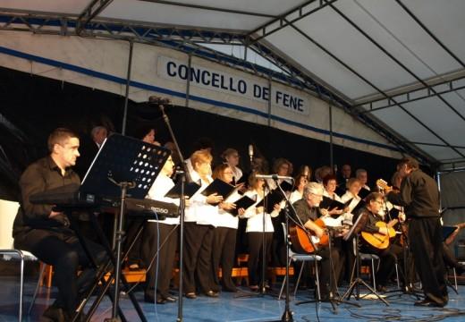 Maxia e música na semana central do ciclo do Día da Patria Galega en Fene