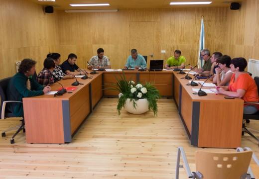 Pleno ordinario en San Sadurniño cun alto grao de consenso entre os tres grupos