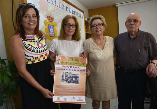 Riveira conmemorará este domingo unha nova edición do Día de San Cristóbal