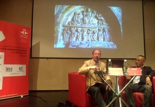 O Xacobeo promove a cultura xacobea en Pekín cunha xornada sobre o Camiño de Santiago