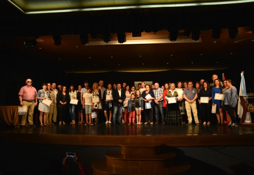 Clausura do Xuño da Cultura e as a Artes 2016