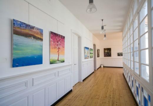 Narart volve á galería do Concello de San Sadurniño cunha escolma da arte amadora da comarca