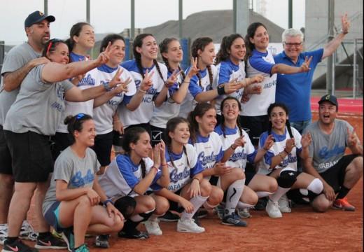 O Club Béisbol e Sófbol Cambre proclámase Subcampión de España sub19