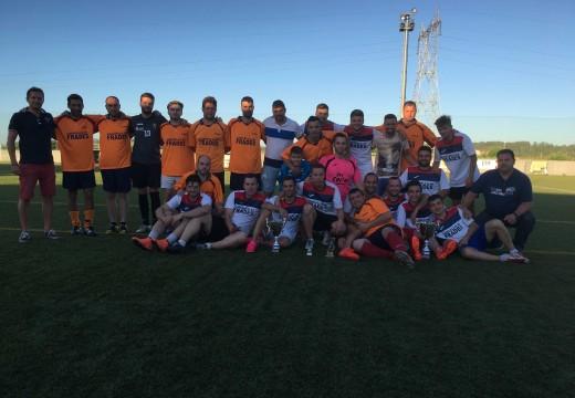 O Xuventude Frades gaña o XIX Maratón de Fútbol do Concello de Frades
