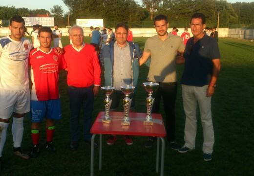 O Sigüeiro A proclámase campión do XIV Torneo de Fútbol Concello de Oroso