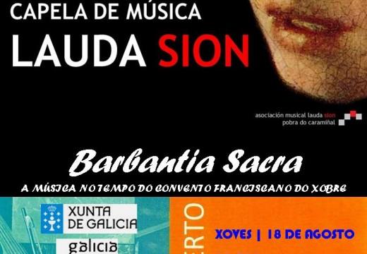 Capela Lauda Sion en concerto