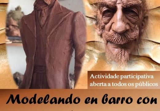 Modelando en Barro con Ricardo Dávila Santos