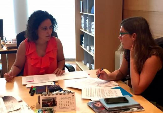 Política Social continúa a poñer en común coas entidades a Estratexia Galega para a Infancia e a Adolescencia 2016-2020