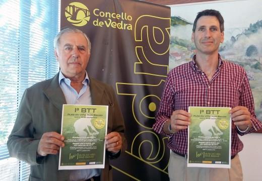 Vedra acollerá o 25 de setembro a primeira BTT da Ruta do Viño Rías Baixas