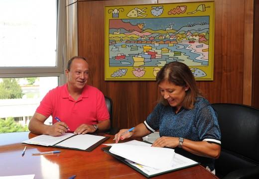Medio Ambiente e o concello de Vilarmaior colaborarán na mellora do saneamento en Cernadas de Abaixo