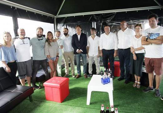 Galicia convértese dende mañá no epicentro do turismo de surf a nivel mundial coa 29 edición do Pantin Classic Galicia Pro