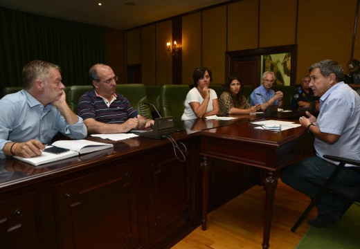 O concello testará o impacto de peonalizar unha serie de rúas próximas ao Consistorio coincidindo con diversas festas de verán