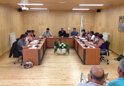 BNG e PSOE aproban o plan económico e financeiro do Concello