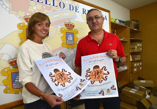 A Festa do Polbo de Palmeira incorpora ao seu programa un mercado artesanal