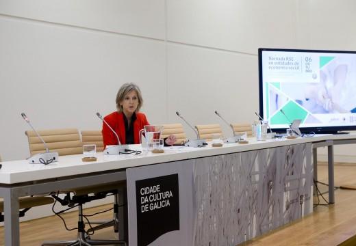A Xunta salienta o impulso da RSE na economía social e pon en valor a rede Eusumo de apoio ao emprendemento