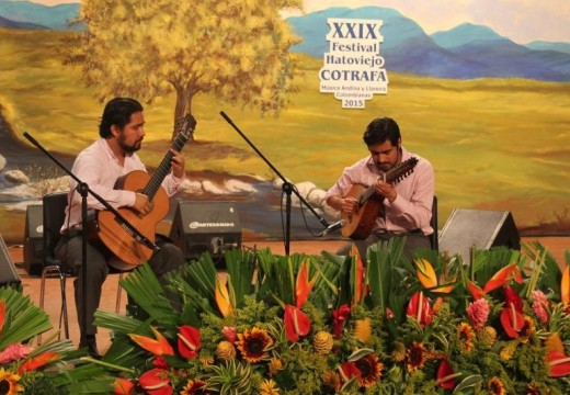 Concerto do Encontro Internacional de Pulso e Púa na Casa da Cultura de Fene
