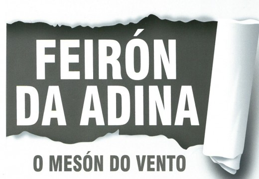 Nova cita co Feirón da Adina no Mesón do Vento