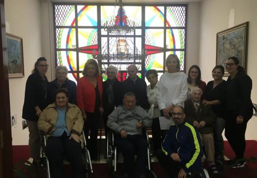 """O Centro de Alzheimer inaugura na Casa do Concello a súa exposición fotográfica """"Lembranzas"""""""