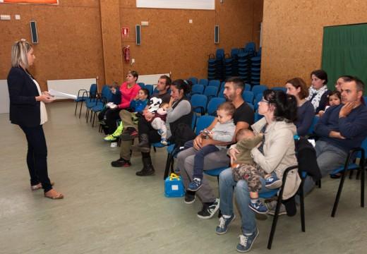 Arranca en San Sadurniño unha nova edición de Espazos das familias