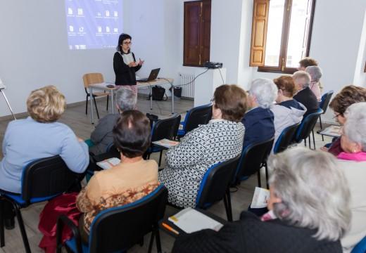 18 persoas participaron en San Sadurniño no obradoiro sobre saúde impartido pola Escola Galega de Saúde para a Cidadanía