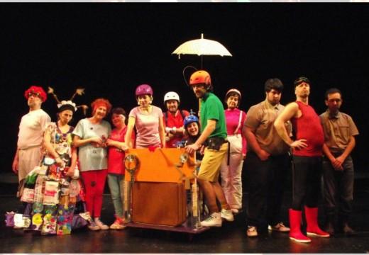 O teatro volve este domingo á Casa da Cultura de San Sadurniño