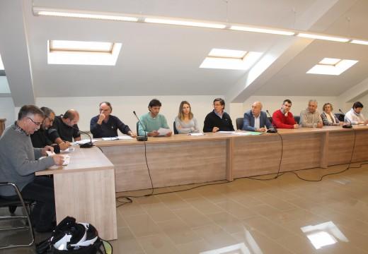 O Pleno Municipal de Brión aproba por unanimidade actualizar as ordenanzas fiscais
