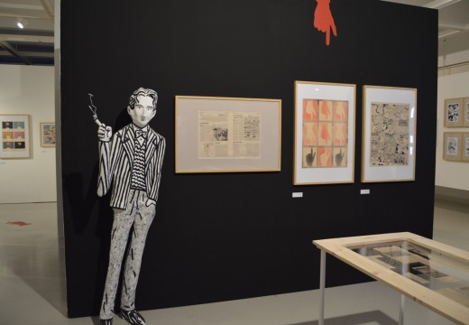 """O Museo do Humor colabora coa exposición """"BDG70"""" que se amosa na sala """"Normal"""" da Coruña"""