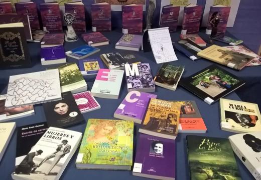 Mulleres pioneiras na biblioteca de Ordes