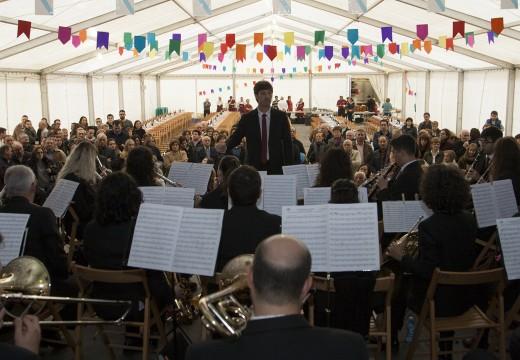 A Asociación Amigos da Música de Ordes dedícalle o día de Santa Icía aos antigos mestres da Escola Municipal de Música