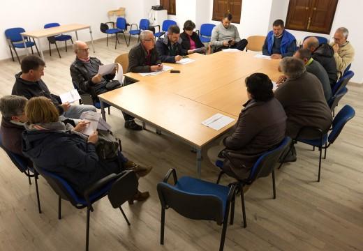 As parroquias de San Sadurniño achegan medio cento de propostas para os orzamentos do ano que vén