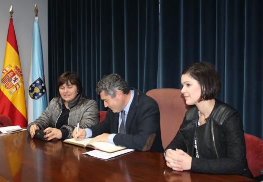 A Xunta concede unha axuda de 114.000 € a Concellos do Barbanza para financiar o servizo de Atención Temperá a menores con necesidades especiais