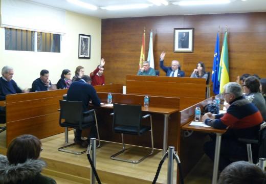 O pleno de Oroso aproba por unanimidade unha modificación puntual do PXOM sobre a parcelaria de Senra, Cardama e Vilarromarís