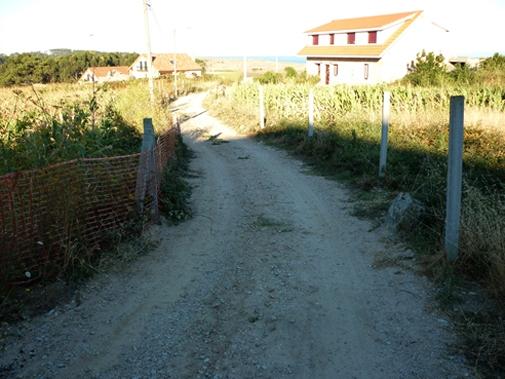 Adxudicada a mellora do camiño rural de Agro da Cuña en Vixán no Parque Natural