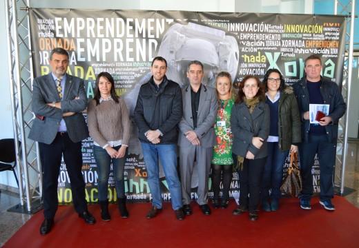 A Xunta destaca en Santa Comba a capacidade da mocidade para innovar, emprender e xerar riqueza na comarca de Xallas