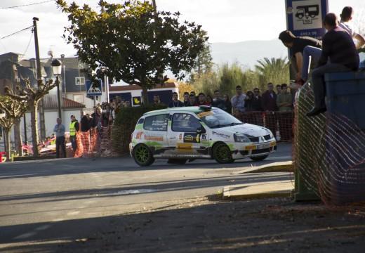 O piloto Souto Paderne gaña o XVIII Slalom Concello de Touro
