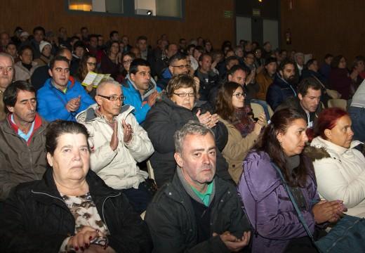 Gran participación e afluencia de público nas II Xornadas de Teatro e Saúde Mental