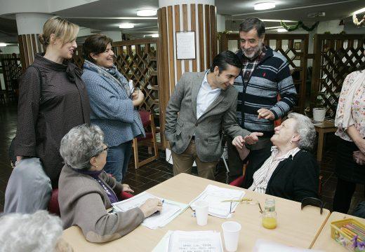 A Xunta de Galicia completa a reforma dos andares superiores da residencia mixta de maiores de Ferrol