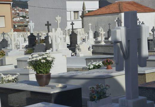 Luz verde a unha nova obra para mellorar a accesibilidade no cemiterio de Santa Uxía