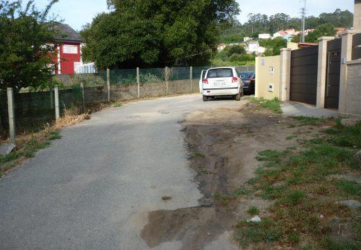 O concello destina 100.000 euros a mellorar a pavimentación en 19 viais do municipio