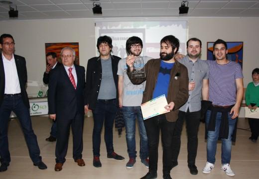 O Concello de Oroso felicita a Familia Caamagno polo seu terceiro posto no Suns Europe