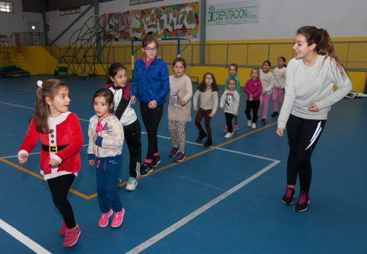 Comeza en San Sadurniño o Nadal Deportivo