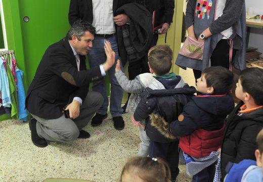 A Xunta destina máis de 5.246.000 euros para obras de acondicionamento e mantemento dos centros educativos de infantil, primaria e secundaria da provincia da Coruña